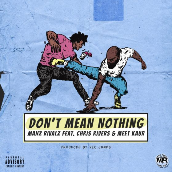 Don't Mean Nothing Album Art